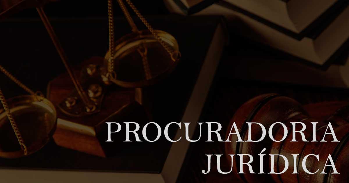 Procuradoria jurídica