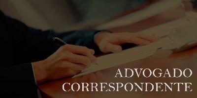 Advogado correspondente